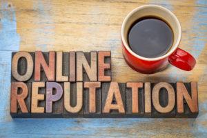 E-réputation sur internet